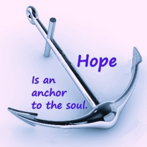 Tharros - Hope is an anchor to the soul