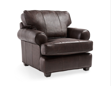 Soft Leather Or Plush Fabric, It Doesnu0027t Matter. What Does Count Is Can I  Sit Back, Put My Feet Up And Make Myself Comfortable. Something Like This  (with A ...